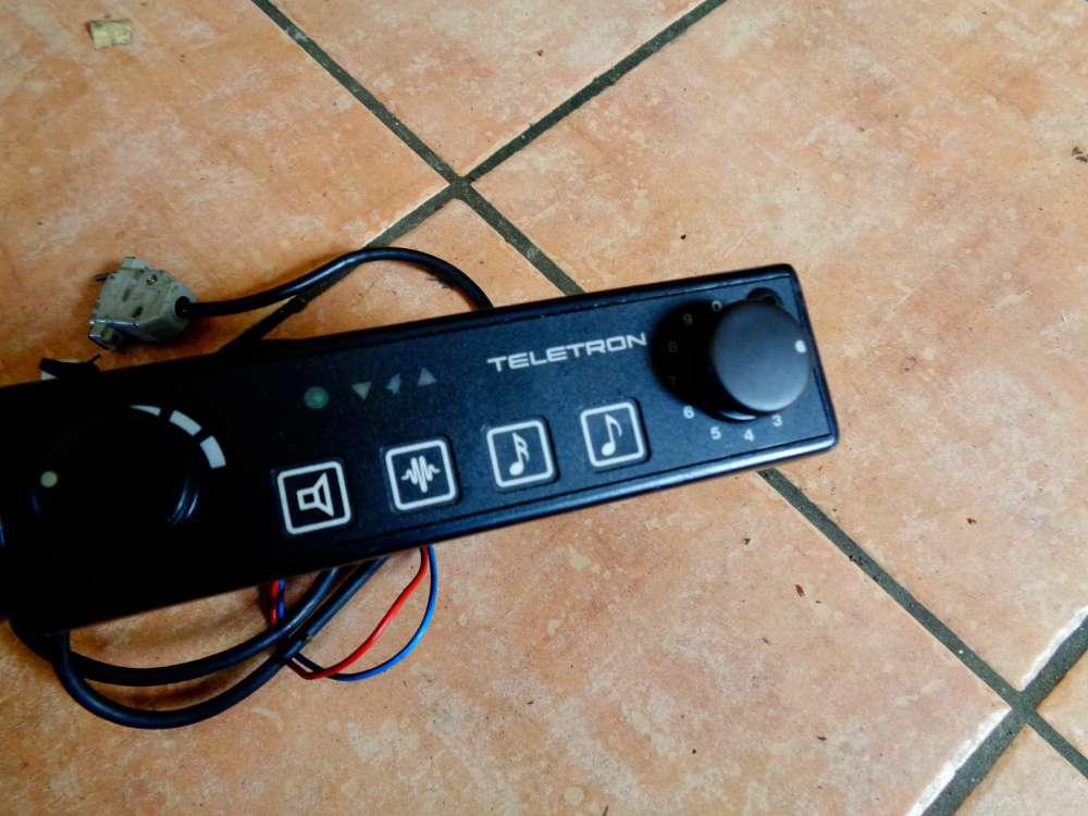 Teletron T8200 Handmikrofon Für VW Golf 4