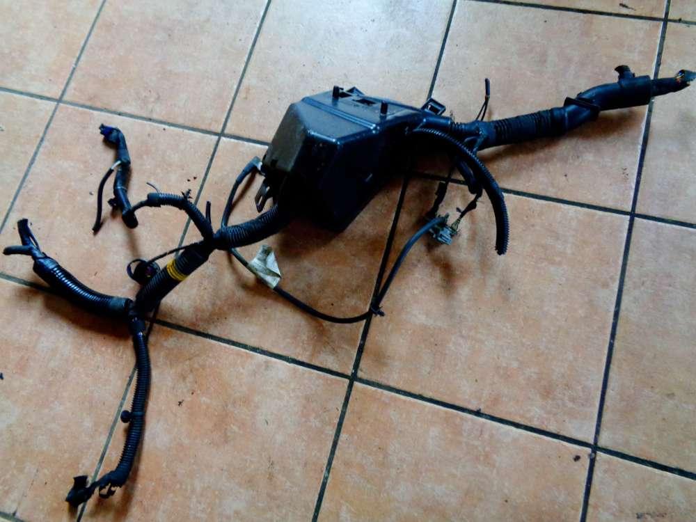 Fiat Panda 169 Bj:07 1,2L Sicherungskasten mit Batteriekabel 517502280 51794732