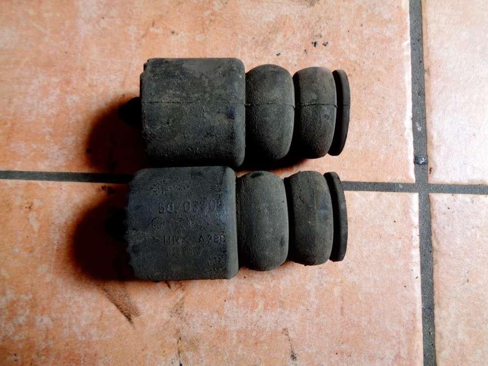 Fiat Panda 169 Bj:07 1,2L Anschlagpuffer stoßdämpfer Hinterachse 50703905
