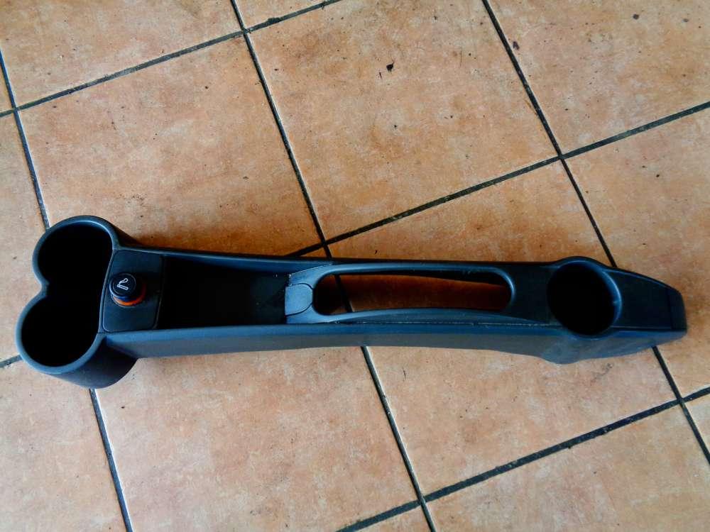 Fiat Panda 169 Bj:07 Verkleidung Mittelkonsole Becherhalter 735336465
