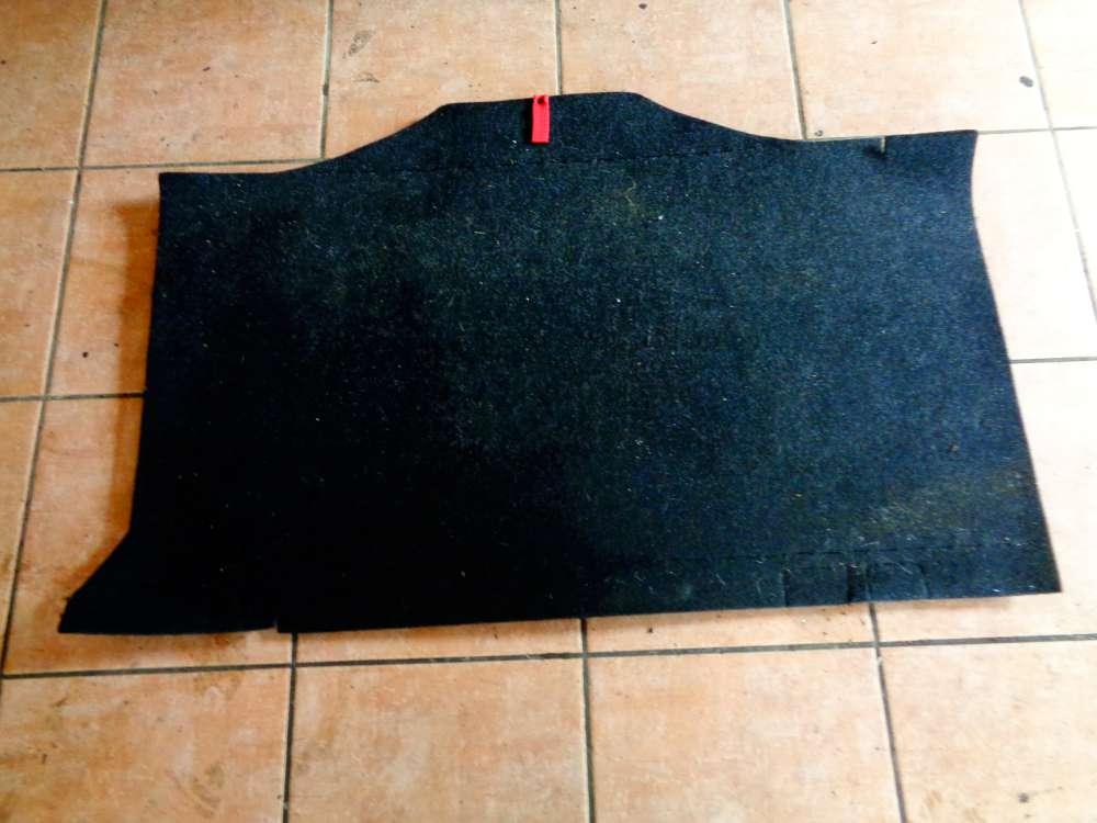 Fiat Panda 169 Bj:07 Kofferraumteppich Kofferraumabdeckung
