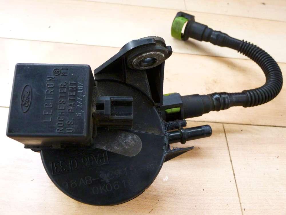 Vakuumventil Unterdruckventil Ford Focus 98AB9C915AB