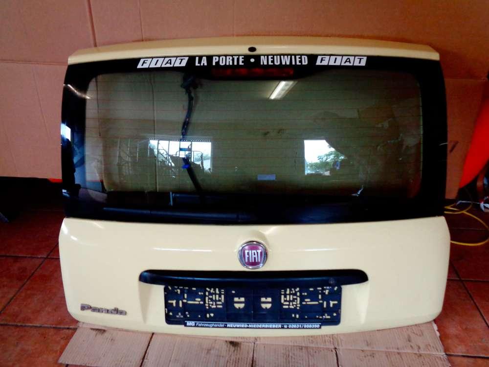 Fiat Panda 169 Bj:2007 5 Türer Heckklappe Gelb