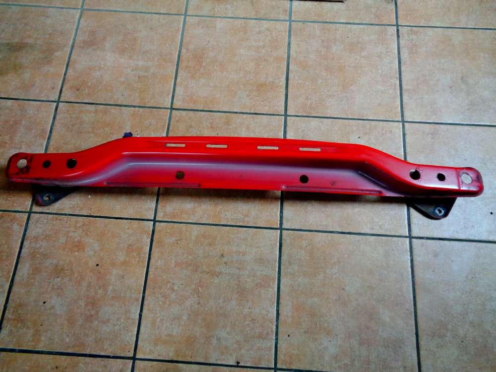 Toyota Aygo,Citroen C1 Pm Peugeot 107 Bj:2009 Träger Verstärkung Stossfänger Hinten Rot 3P0