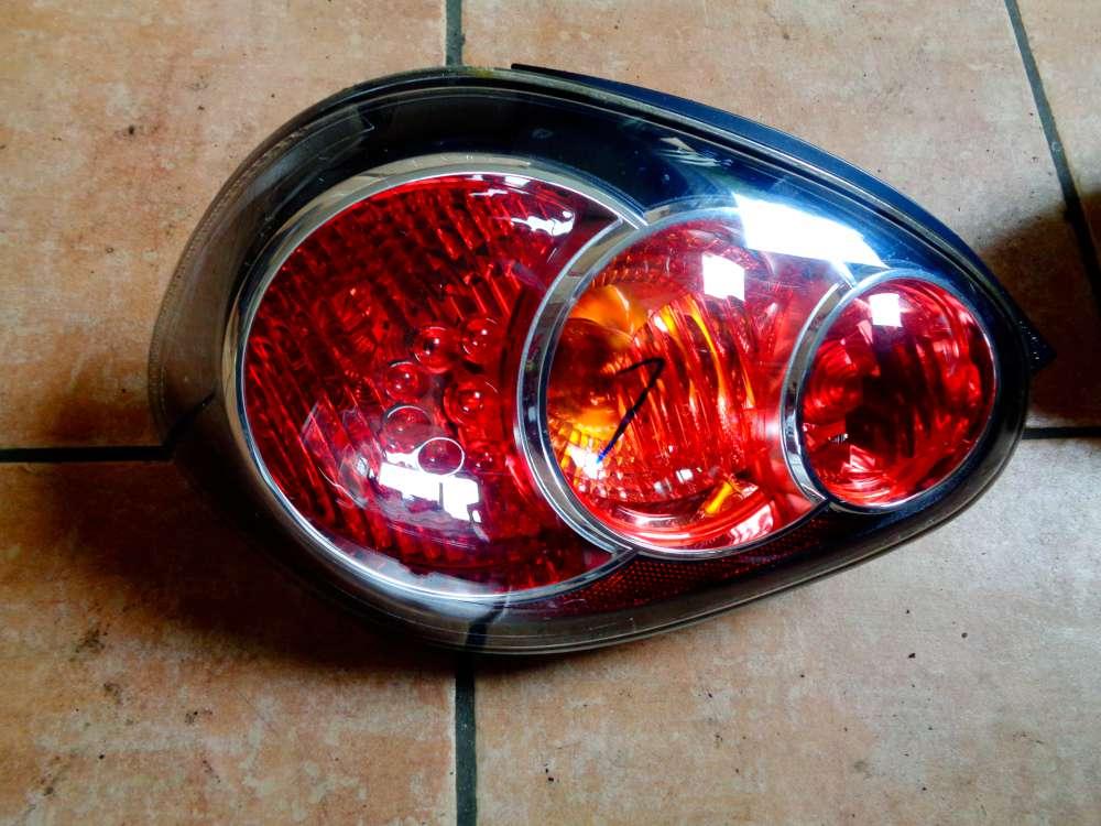 Toyota Aygo Bj:2009 Rückleuchte Rücklicht Heckleuchte Links