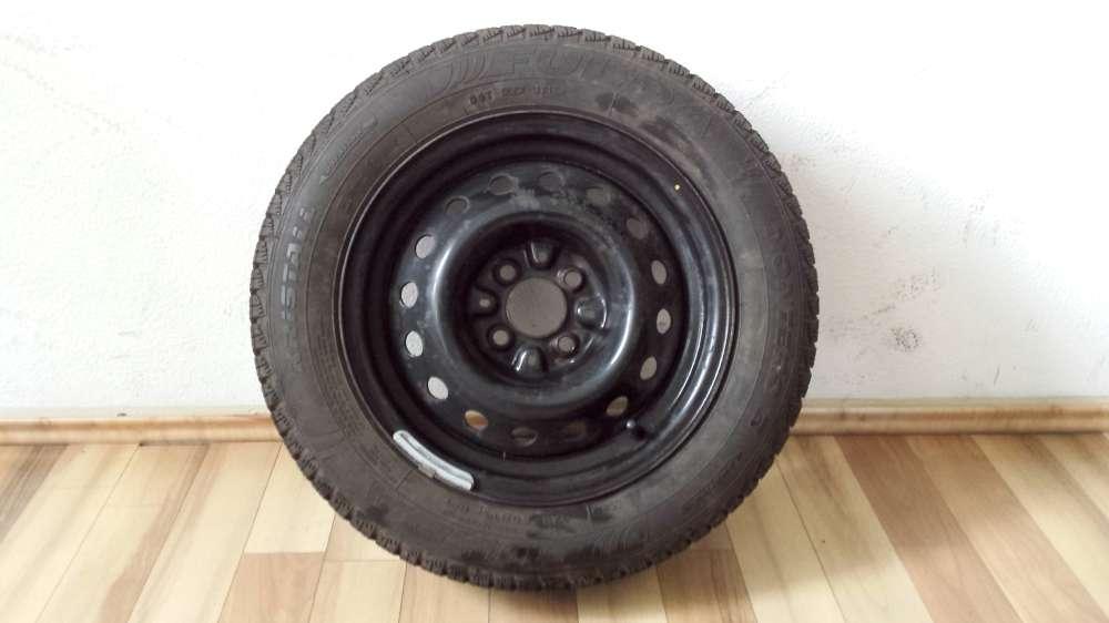 1x Winterreifen Stahlfelgen Toyota Yaris und Verso 175 / 65 R14  82T 5.5J x 14 ET : 45