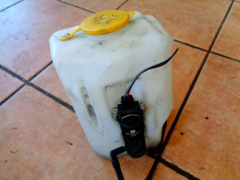 Opel Corsa C Bj:2010 Scheibenwaschbehälter mit Pumpe 24439254