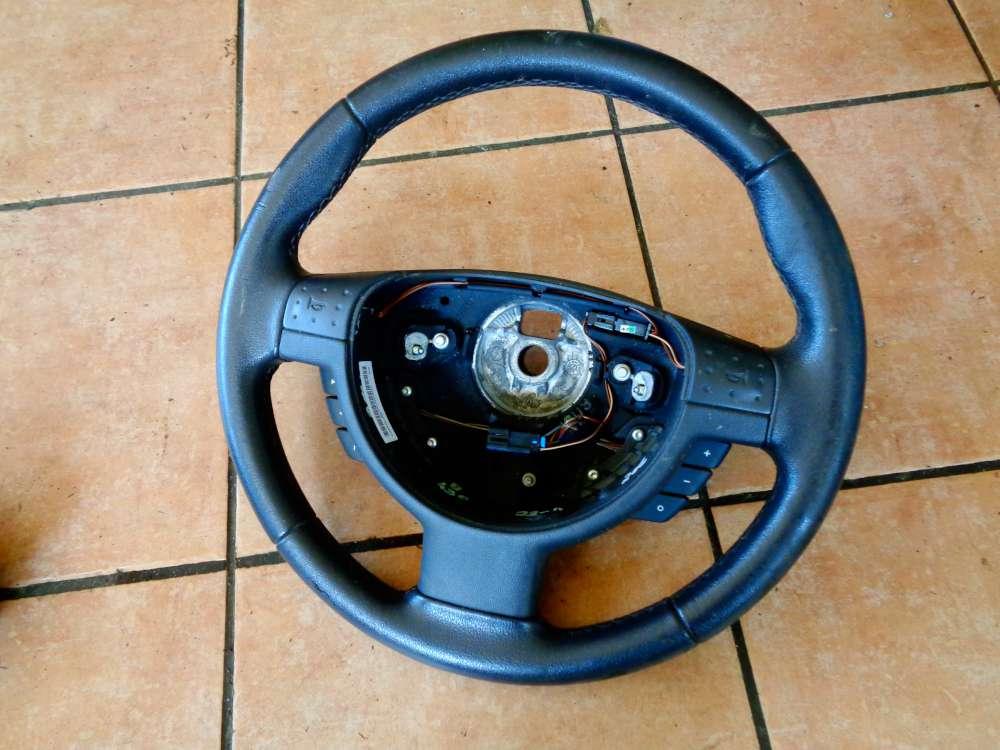 Opel Corsa C Lenkrad Leder 13113192 CV250281XXN