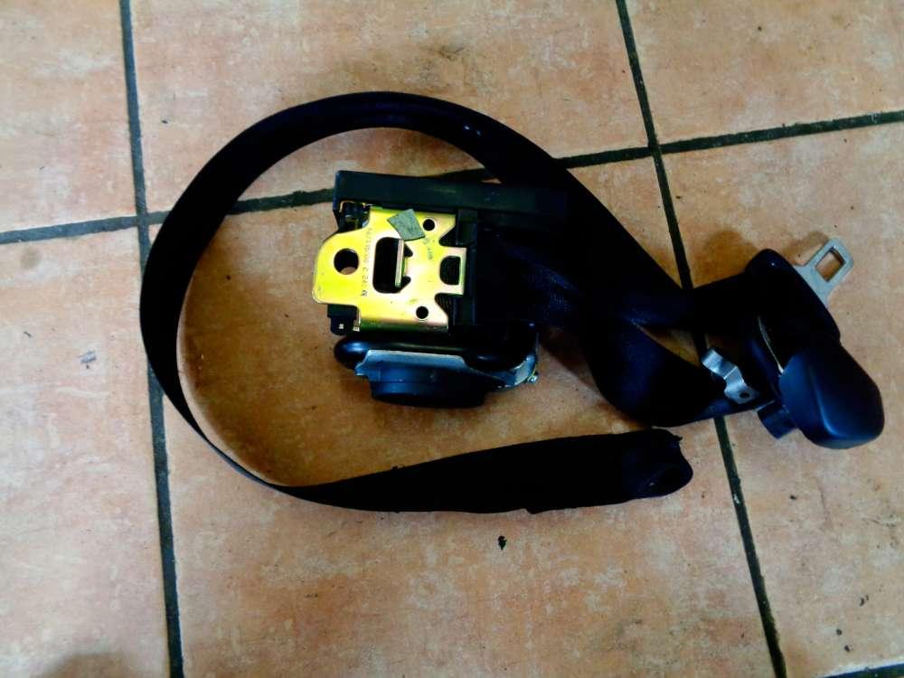 Seat Arosa 6H Bj:2000 Sicherheitsgurt Gurt Vorne Links 6X3857705C