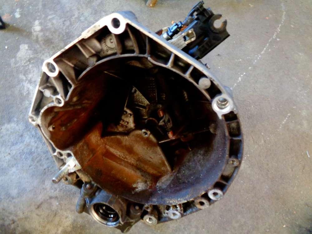 Fiat Panda 169 1,2 L Bj:2007 Getriebe Schaltgetriebe 55196336