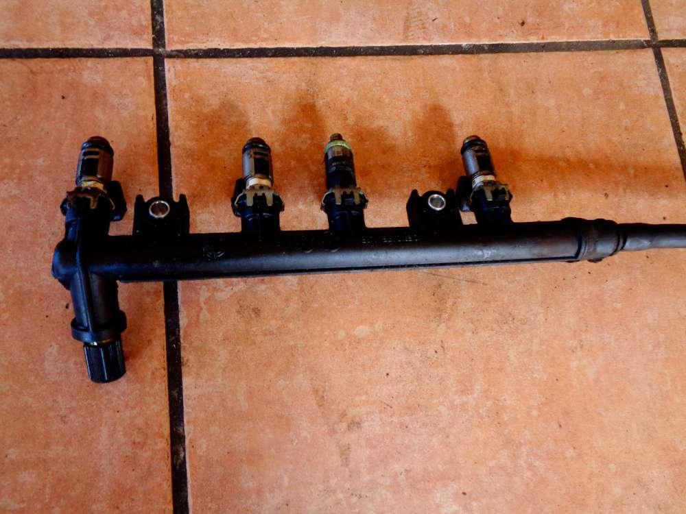 Fiat Panda 169 1,2 L Bj:2007 Einspritzdüse 3219018301