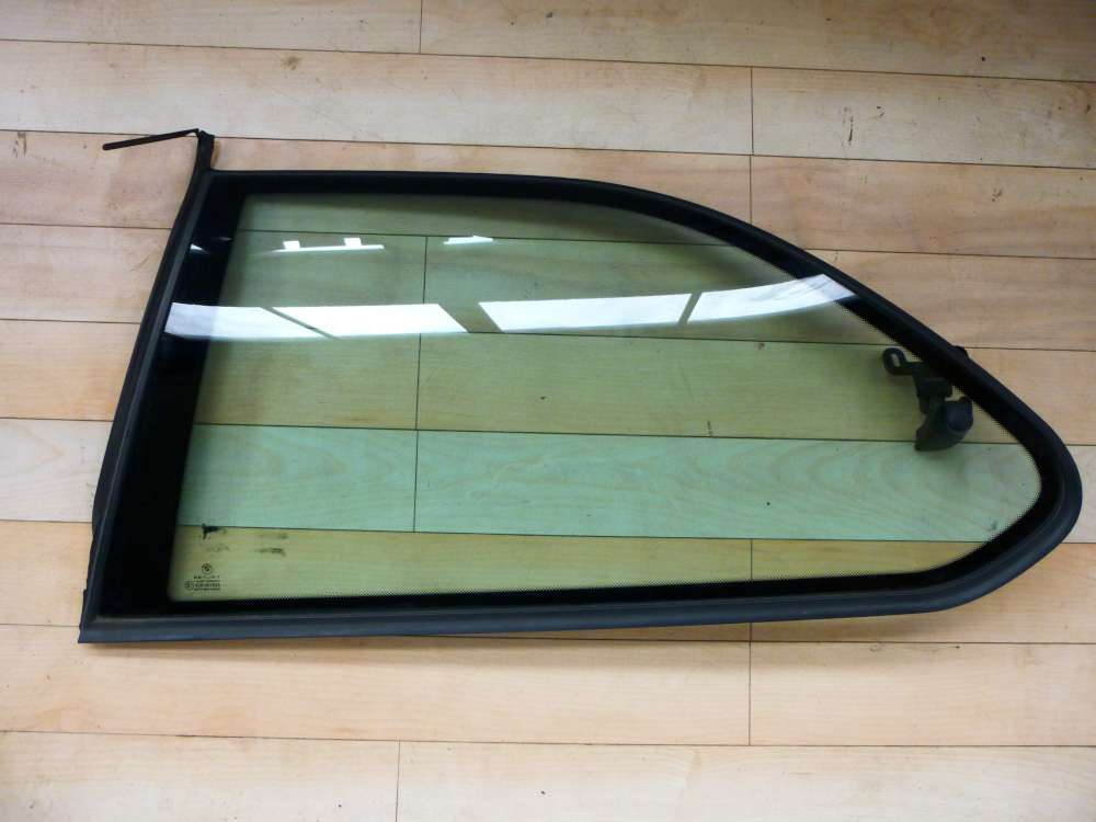 BMW E36 Compact Seitenscheibe - Scheibe - Fensterscheibe HINTEN LINKS