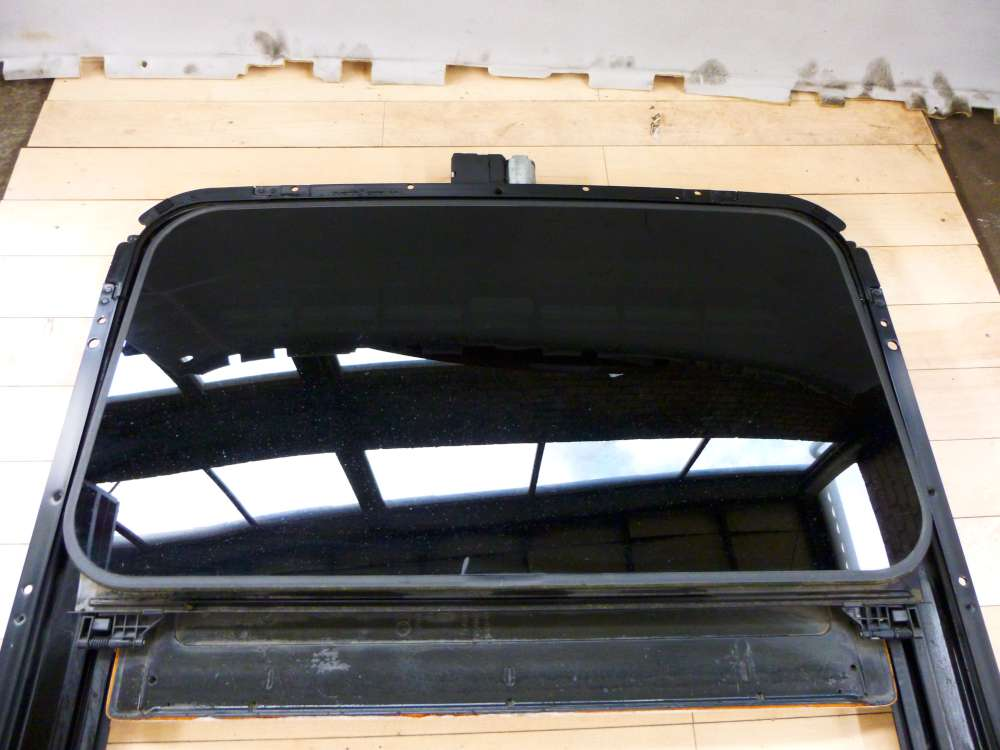 Audi A4 8D B5 Bj 1998 Schiebedach Glasschiebedach metallic Schwarz