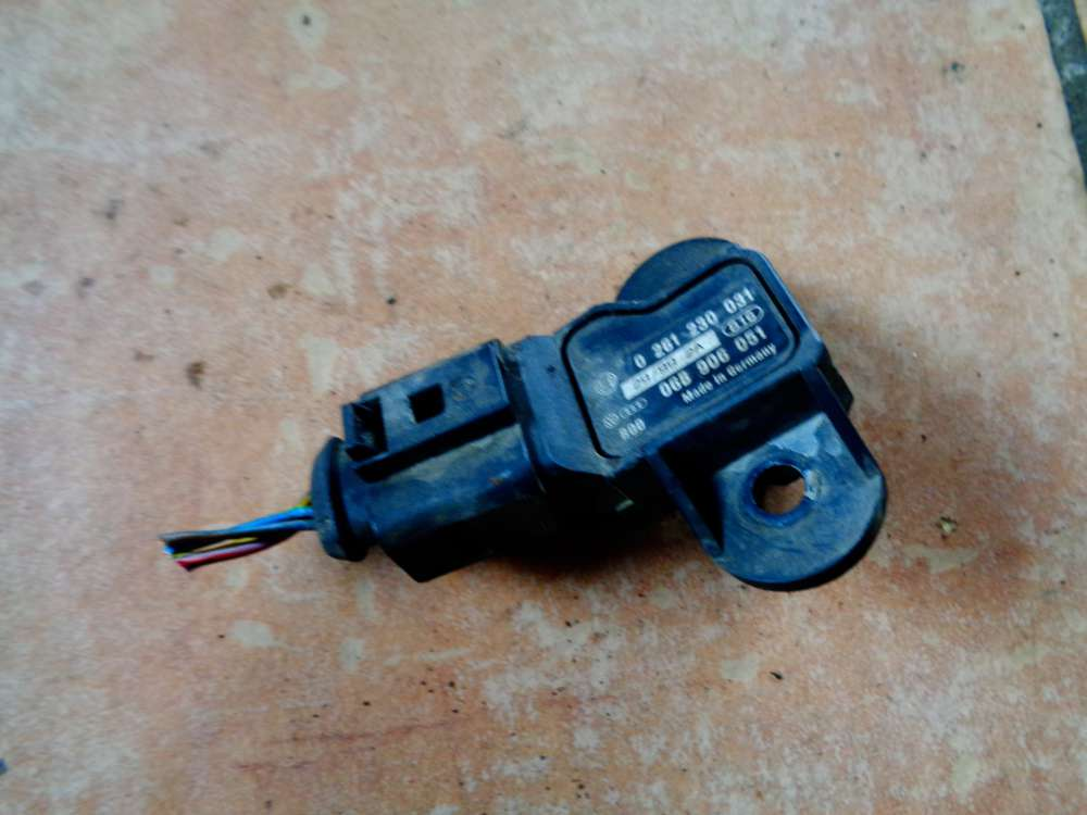 VW Golf 4 Bj:2000 1.4 16V Drucksensor Sensor 06B906051 BOSCH 0261230031