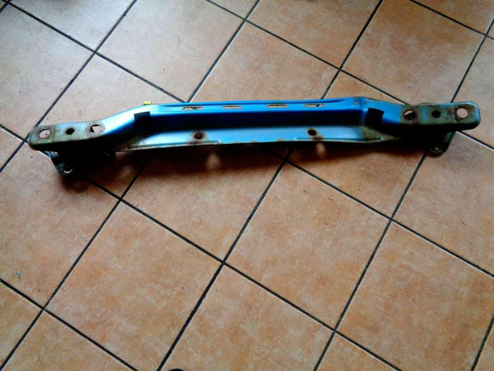 Peugeot 107 Bj:08 Stoßstangenträger Träger Querträger Hinten Blau