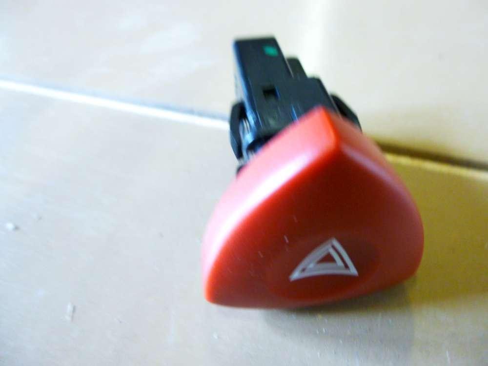 Renault Espase IV Bj.2004 Warnblinkschalter Schalter 442724A