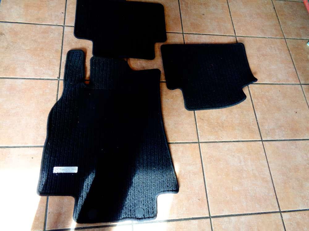 Mercedes W169 A-Klasse A 180 CDI Bj:2005 Original Fußmatten Teppiche