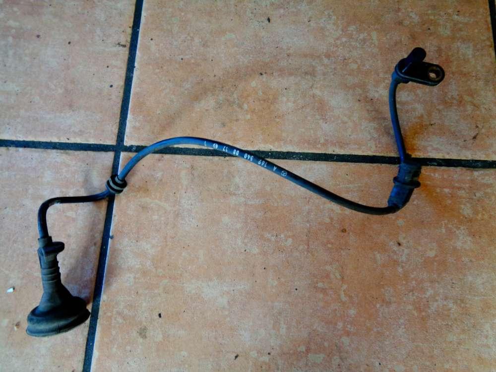 Mercedes W169 A-Klasse A 180 ABS Sensor Hinten A1695400817