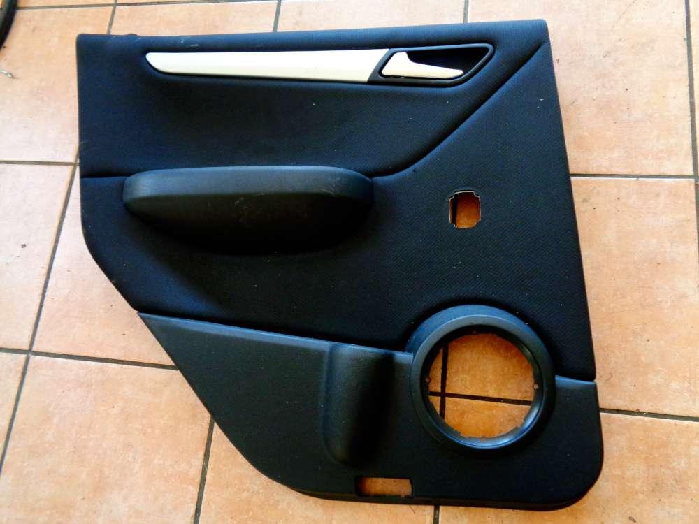 Mercedes W169 A-Klasse A 180 CDI Türverkleidung Innenraum Hinten Links A1697302970