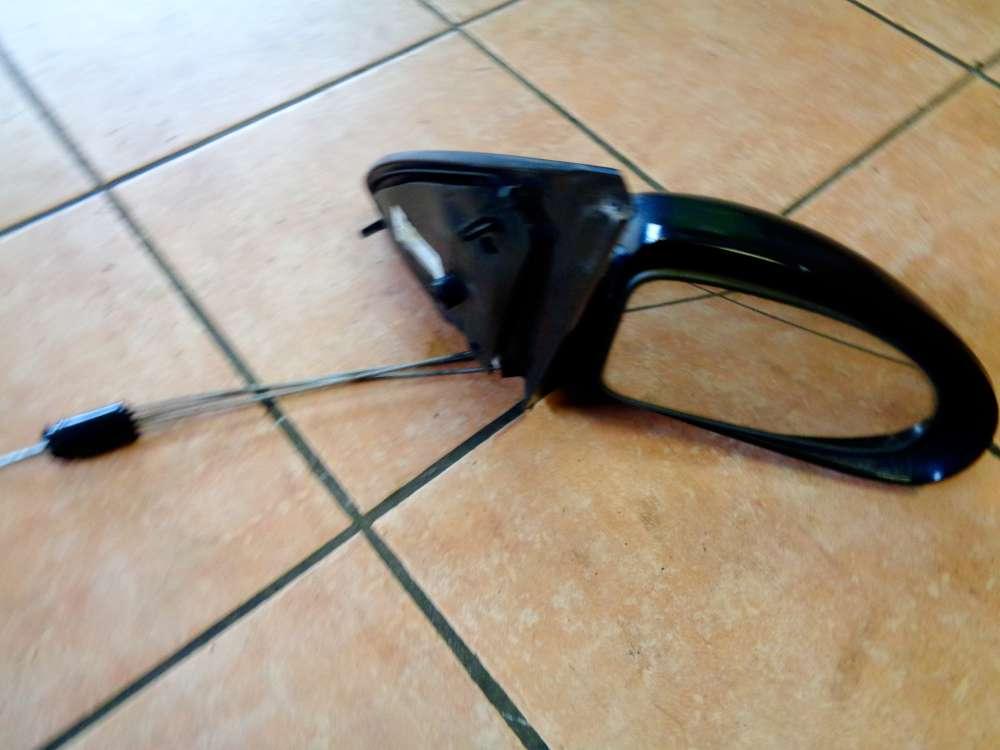 Ford Focus Kombi DNW Bj:1999 Elektrischer Spiegel Rechts Farbe: Dunkelblau 98AB17682
