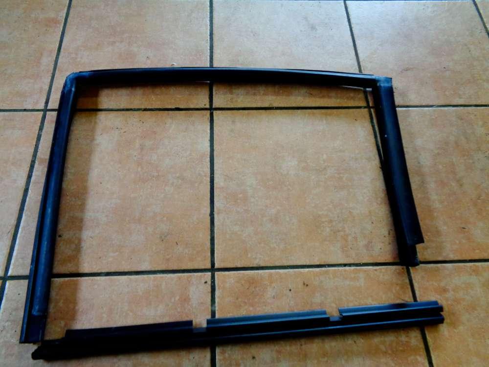 Seat Leon 1M Bj 2001 Scheibengummi Fensterscheibe Hinten Rechts