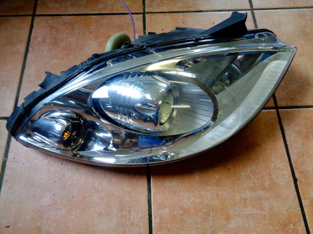 Mercedes W169 A-Klasse A180 Bj:05 Scheinwerfer Rechts A1698200661