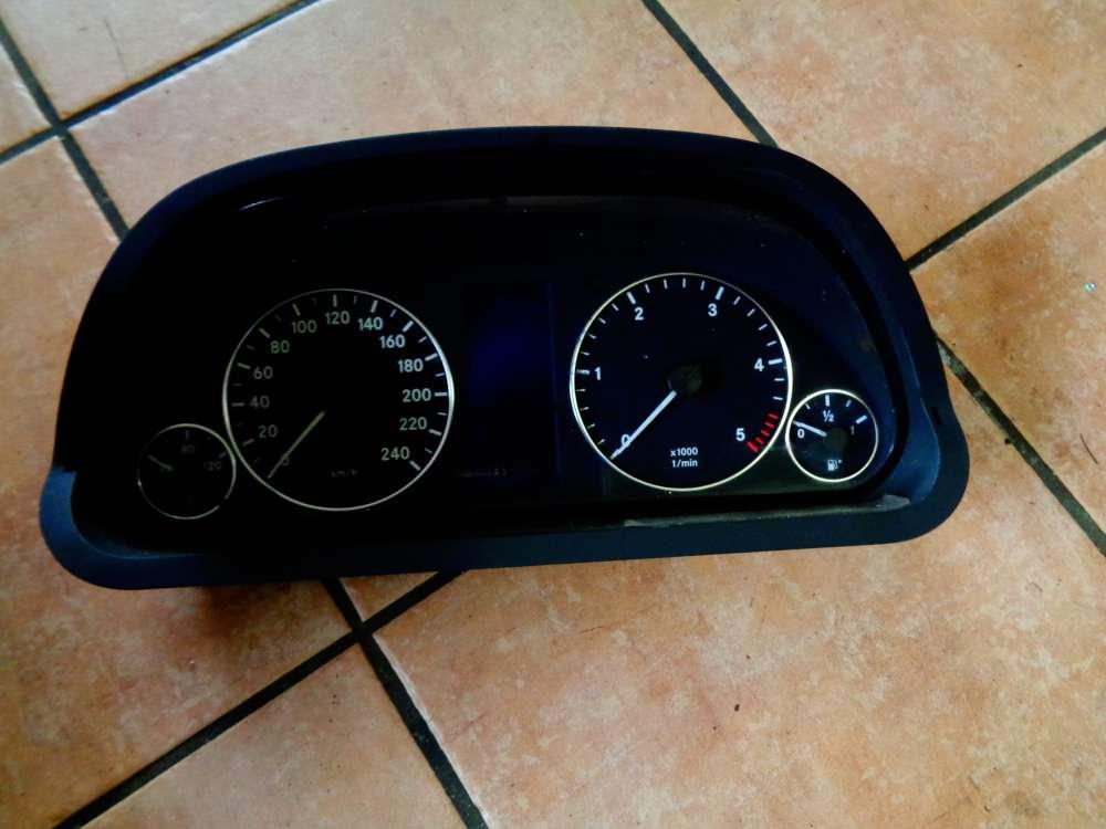 Mercedes W169 A-Klasse A180 CDI Bj:2005 Kombiinstrument Tacho A1695401847 , 93221 KM