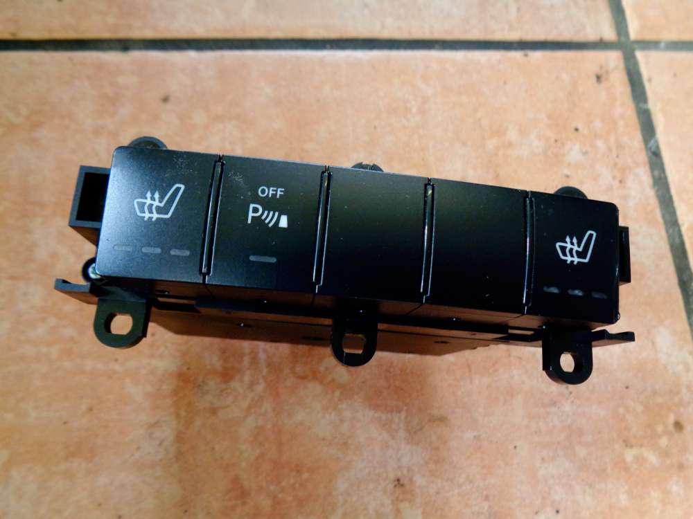 Mercedes W169 A-Klasse A180 Bj:05 Schalter Sitzheizung Schalterleiste 1698209010