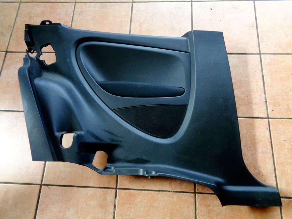 Fiat Punto 199 3 Türer Bj:2008 Verkleidung Seitenverkleidung Hinten Links