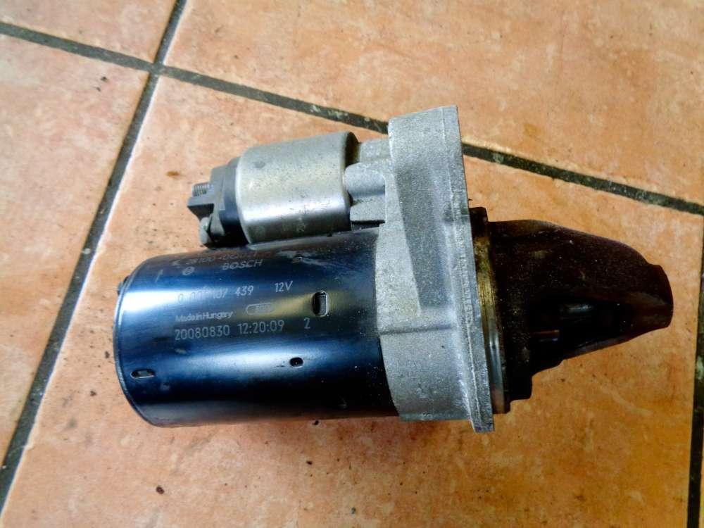 Toyota Aygo, Peugeot 107 1.0 Bj:2009 Anlasser Starter 28100-0Q021-C