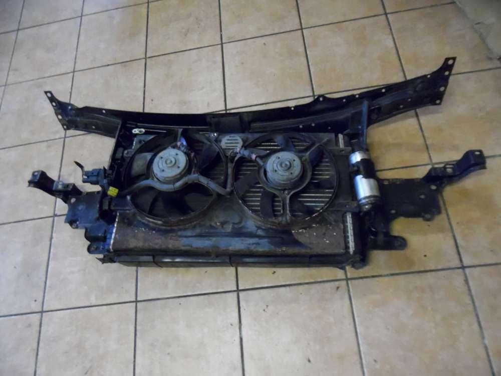 Seat Ibiza 6K Bj:2001 Kühlerpaket Wasserkühler Lüftermotor 6K0121253AM