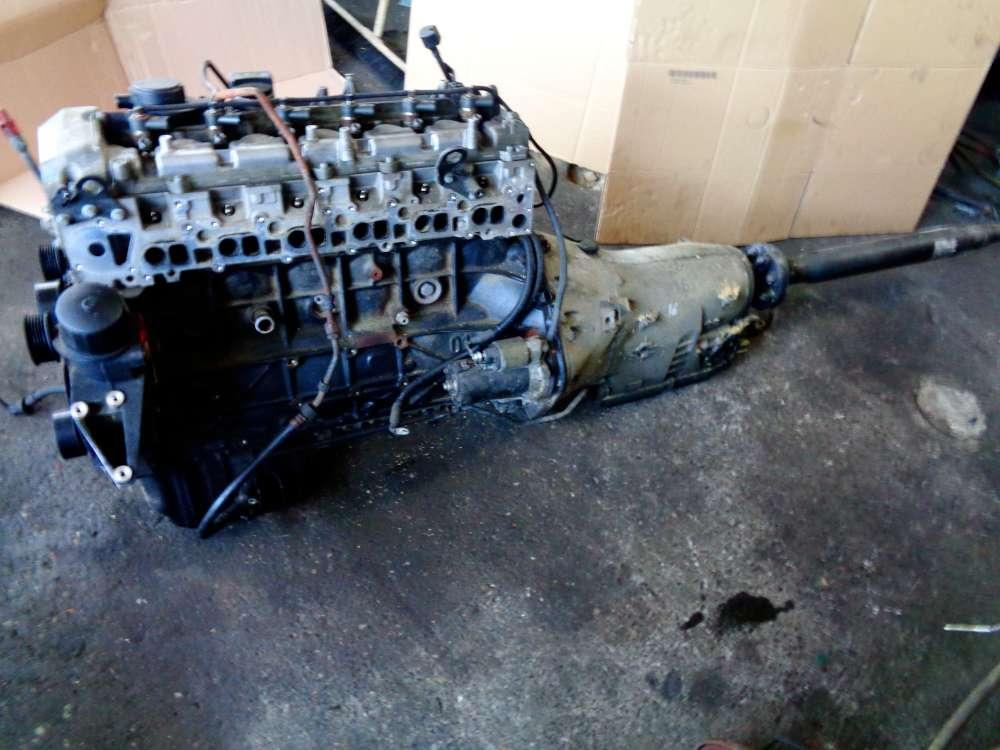 Mercedes S-Klasse W220 320 CDI Bj:03 Diesel Motor 423821 KM KW 150 PS 204 3222cm²
