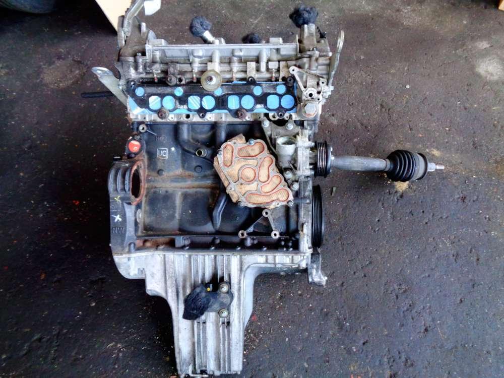 Mercedes W169 A-Klasse A180 CDI Bj:05 Diesel motor ohne Antriebswelle KW 80 93221 KM A6400109200