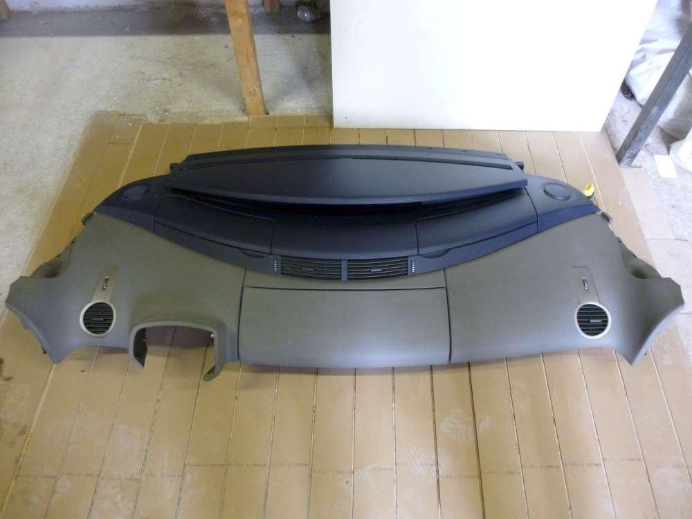 Renault Espace IV Bj 2004 Komplett Armaturenbrett Panel