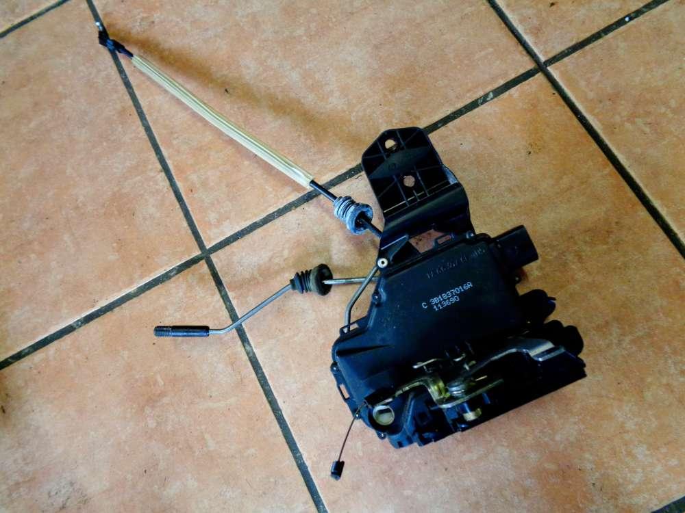 Seat Leon 1M1 Bj 2001 Türschloss Schloss ZV Vorne Rechts 3B1837016A