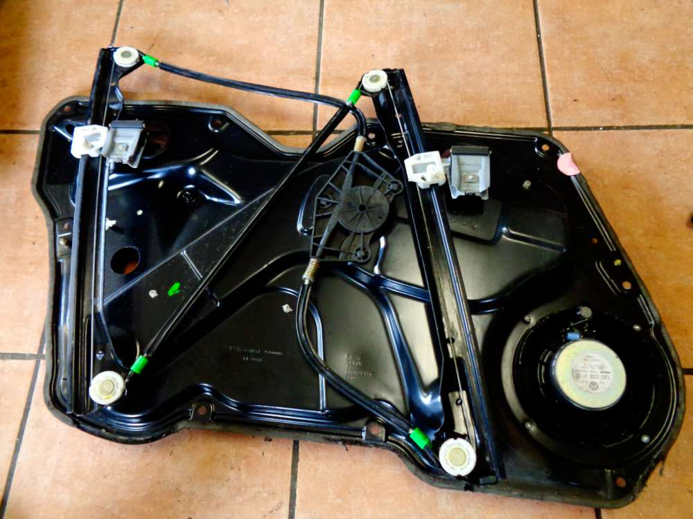 Seat Leon 1M1 Bj 2001 Fensterheber elektrisch Vorne Rechts 1M0839756A