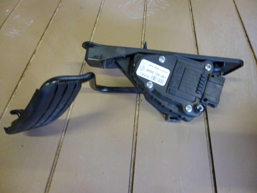 Renault Espace IV Bj.2004 Gaspedal Gashebel Pedal 8200700381 / 6PV 008 119-22