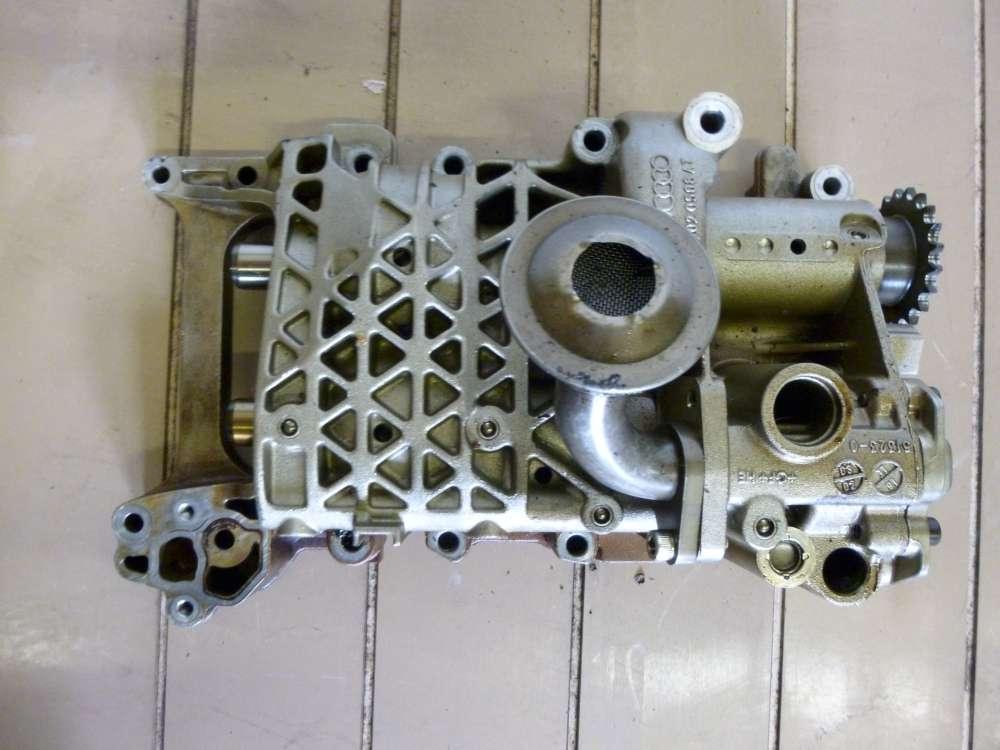 Audi A4 Bj.2002 Original Ölpumpe 2.0L 8045020508AT 06B103295K
