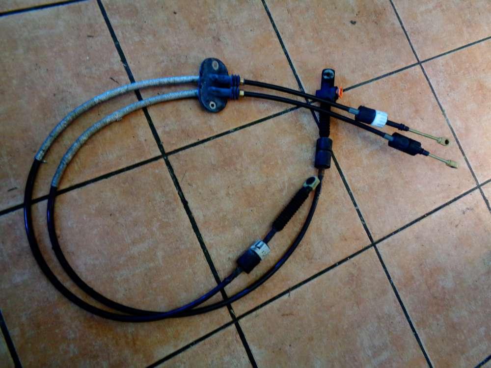 Ford Focus DNW Bj:2002 Schaltkulisse Schaltzüge XS4R7E395BD