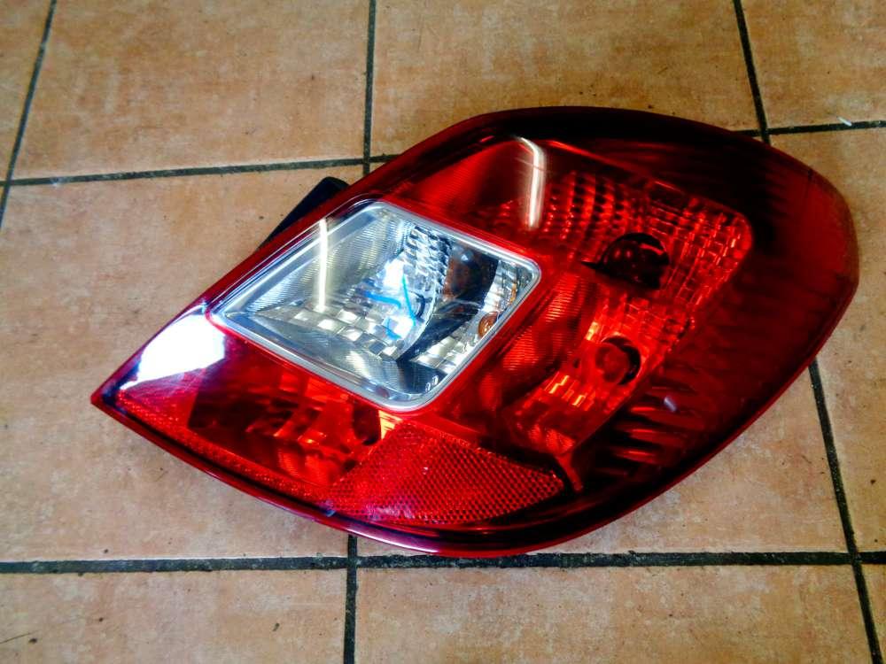 Opel Corsa D Rücklicht Rückleuchte Heckleuchte Rechts 13269051