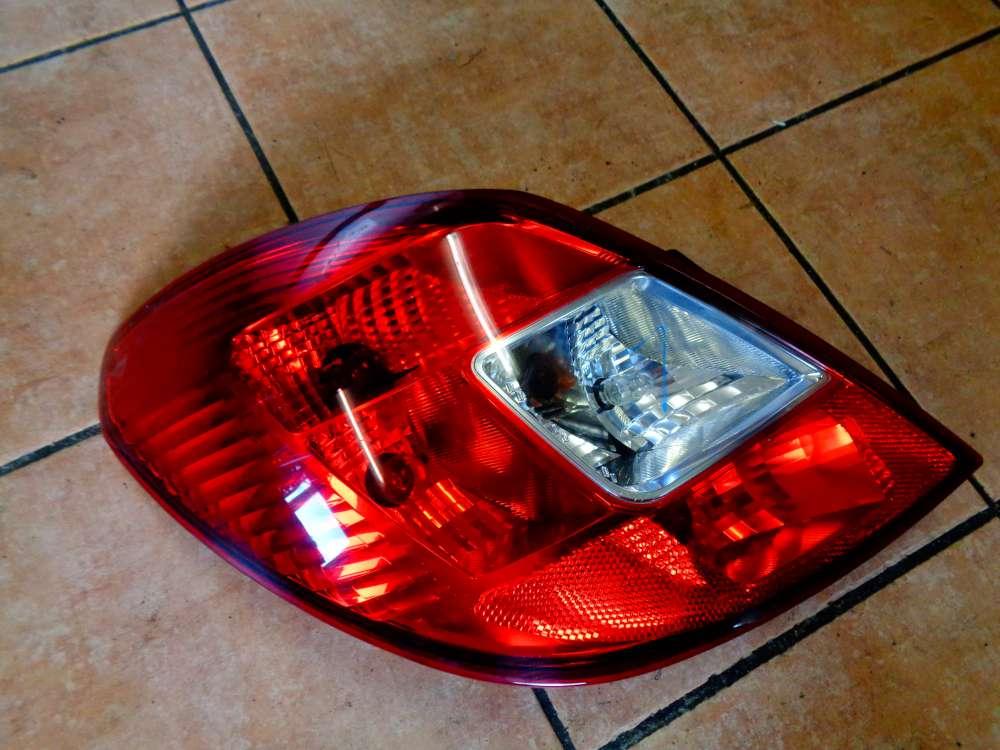 Opel Corsa D 4 Türer Bj:2008 Rücklicht Rückleuchte Heckleuchte Links 13269050