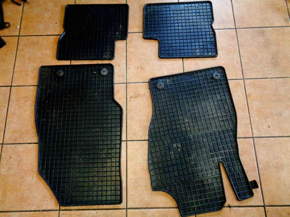 Opel Corsa D Bj:2008 Fußmatte Fußmatten Teppich Vorne Hinten