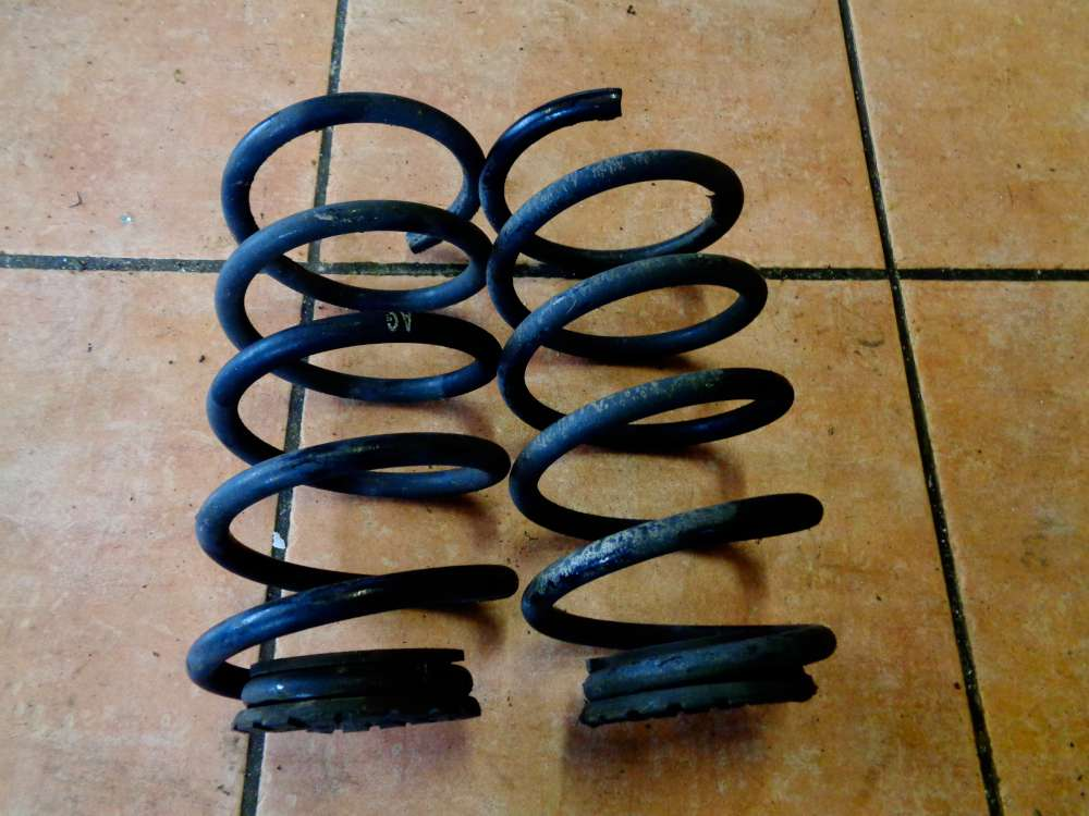 Opel Corsa D Bj:2008 1.7 CDTi Federn Fahrwerksfedern Hinten