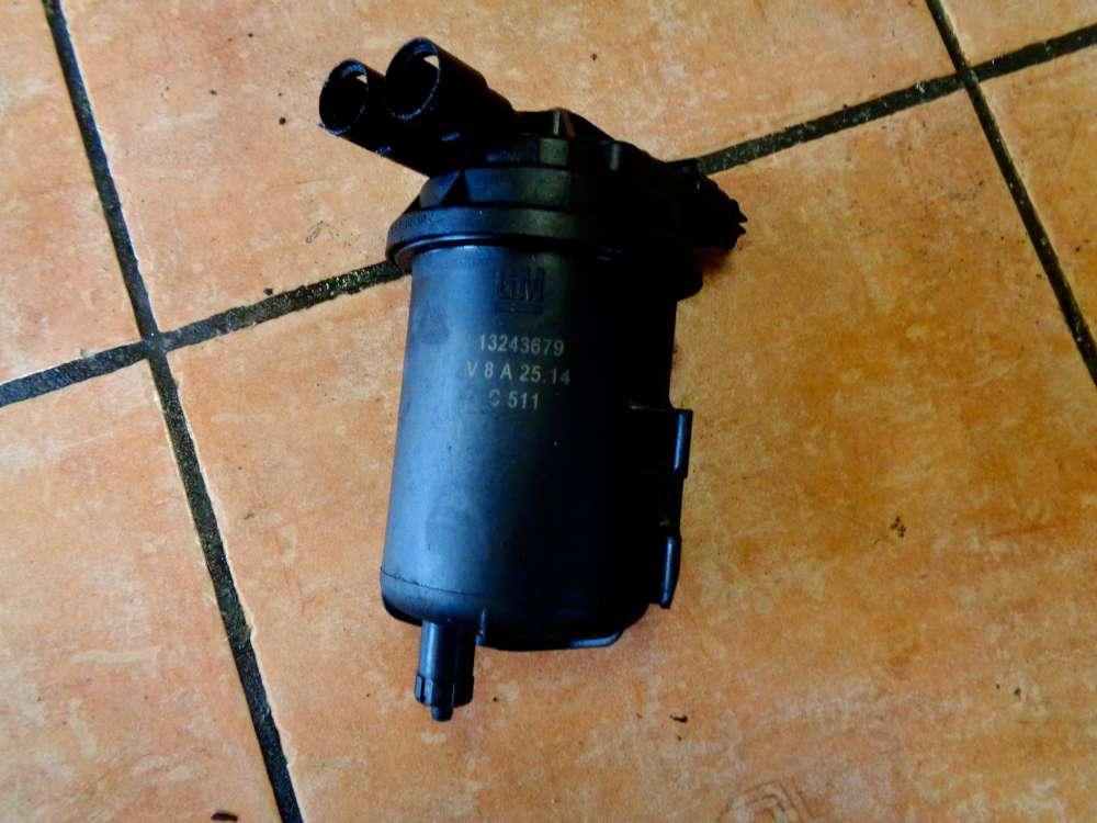 Opel Corsa D Bj:2008 1,7 CDTi Dieselfiltergehäuse 13243679