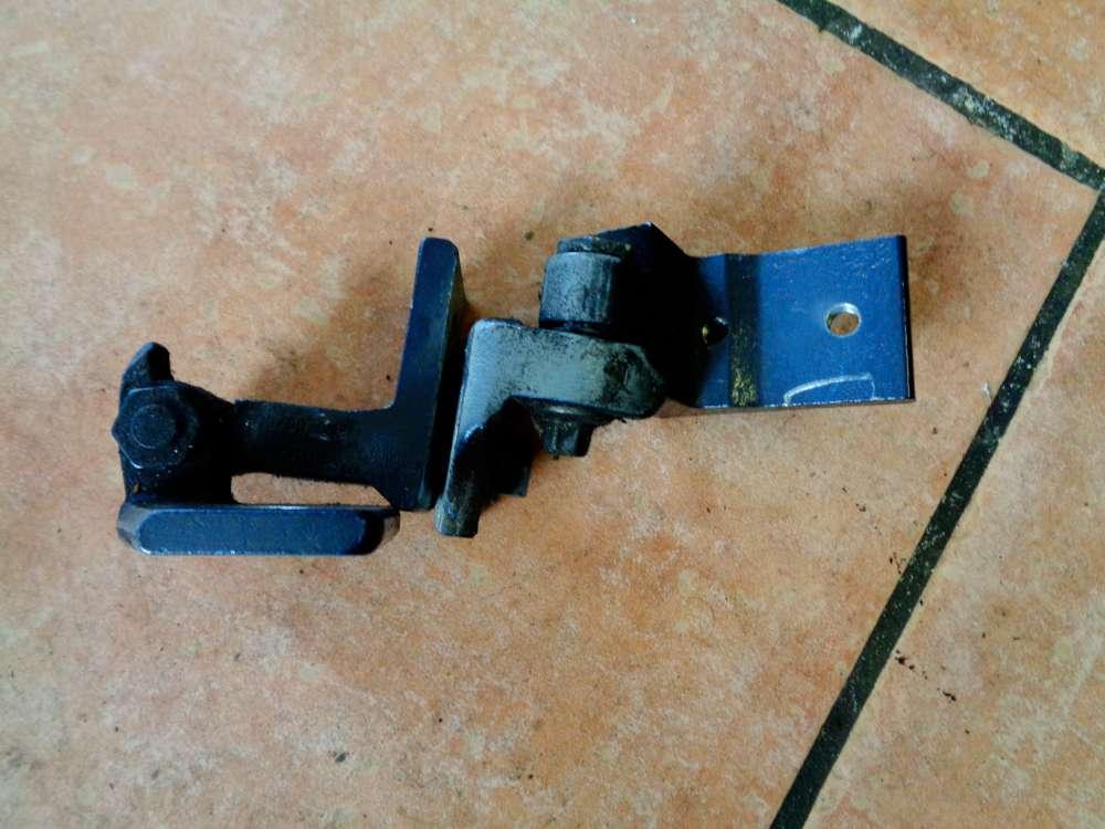 Opel Corsa D Bj:2008 Türscharnier Scharnier Hinten Links Metro Blau Z168 13181937