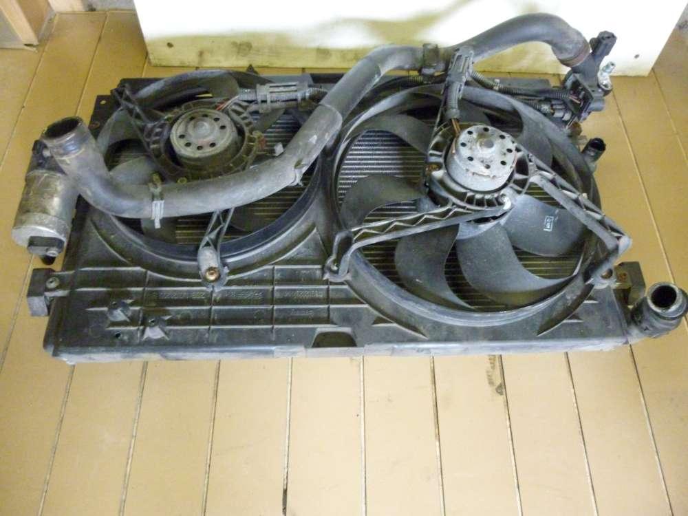 Skoda Octavia Lüftermotor Kühlerlüfter Wasserkühler 1J0121205B 1J0121253AD 1J0820191A