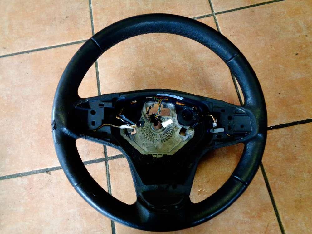 Opel Corsa D Bj:08 Lederlenkrad Lederlenkrad 13230290