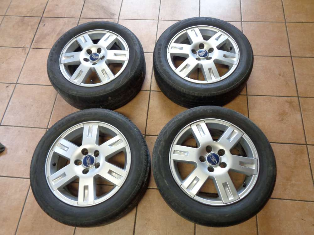 Alufelge für Ford Mondeo 6,5Jx16H2  ET52,5  3S71 BA  5 Loch