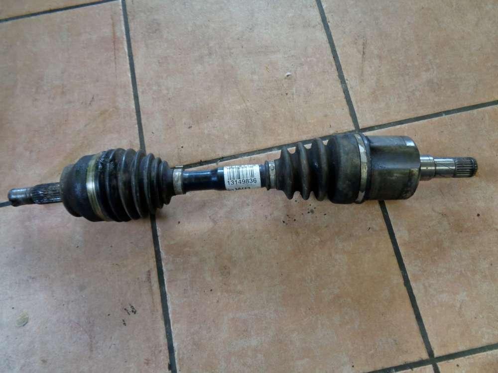 Opel Corsa D 1.7 CDTi Bj:2008 Antriebswelle Links 13149836 WB