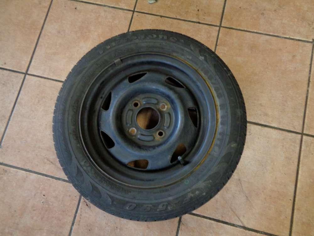 Stahlfelgen mit reifen Ford Ferestone 165 65 R13 77T 5Jx13X36 Sommerreifen